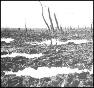 No Man's Land, WWI
